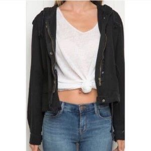 Black Brandy Hailey Jacket